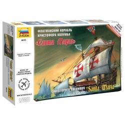 """Флагманский корабль Христофора Колумба """"Санта-Мария"""" (6510)"""