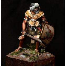 Ksatriya warrior, Ancient India, IV-III century B.C. (CHM-75002)