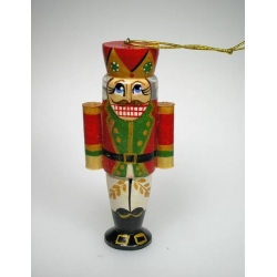 "Wooden tree toy ""Nutcracker"""