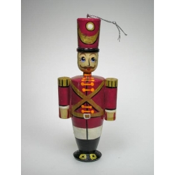 """Wooden tree toy """"Solider"""""""