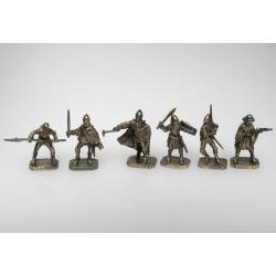 The Battle of Grunwald, the Teutonic odren (bronze)