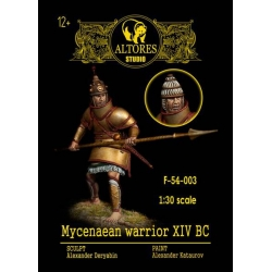 Mycenaen warrior XIV BC (F-54-003r kit)