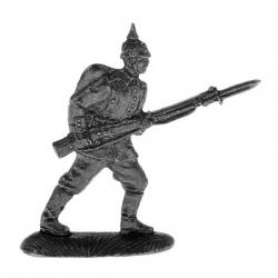 "The soldier №5 ""German soldier in battle"" (1033084)"