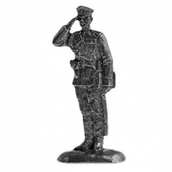 "The soldier № 10 ""An adjutant"" (1071019)"