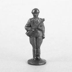 """Солдатик № 4 """"Советский солдат с автоматом"""" (1298825)"""