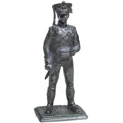 Artillery gunner. Russia, 1812 (fil68)