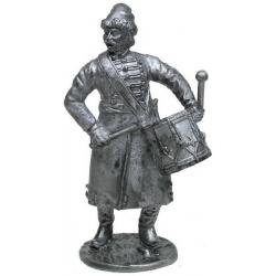 Барабанщик первого стрелецкого приказа. Россия, XVII в. (fil20)