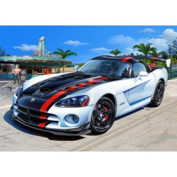 Автомобиль Dodge Viper SRT10 ACR (07079)