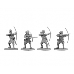 The Anglo-Saxons: Archers, 28 mm (R28.5)
