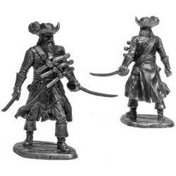Pirate. Blackbeard (As-02)