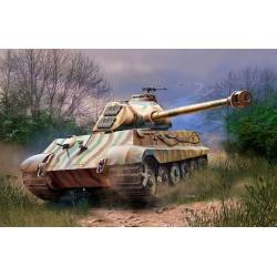 WWII Tiger II Ausf. B (Porsche Prototype Turret) (03138)