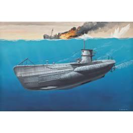 German Submarine TYPE VII C (05093)