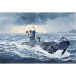 Легкая Дизельная Подводная лодка типа IIB, немецкая (05115)