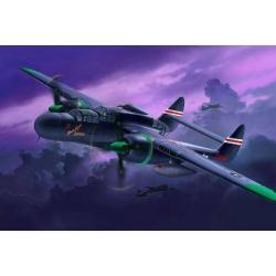 Самолет Истребитель P-61B Black Widow (04887)