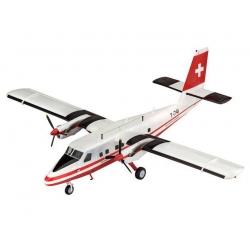 Сборная модель Пассажирский самолет DHC-6 Twin Otter 1:72 (03954)
