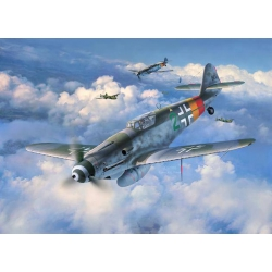 Истребитель Мессершмитт Bf.109 G-10 (03958)