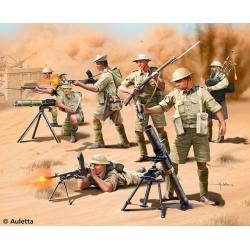 Фигуры 8-я британская армия. WWII, 1:76 (02617)