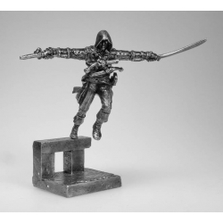 The killer from the game Assassin Creed (As-01)