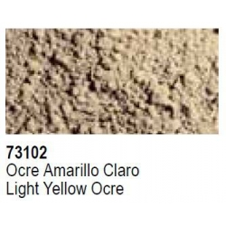 Pigments. Light Yellow Ocre (73102)