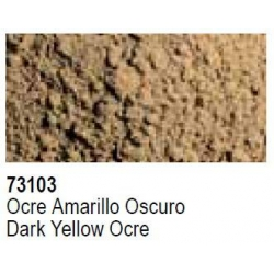 Pigments. Dark Yellow Ocre (73103)