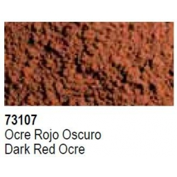 Pigments. Dark Red Ocre (73107)