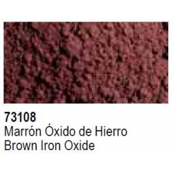 Pigments. Brown Iron Oxide (73108)