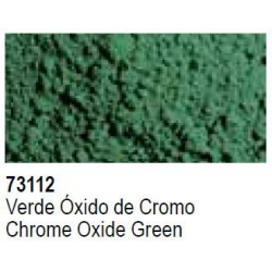 Pigments. Chrome Oxide Green (73112)