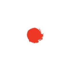 """Краска акриловая """"Оранжевый Джокаэро"""", Citadel Base: Jokaero Orange (21-02)"""