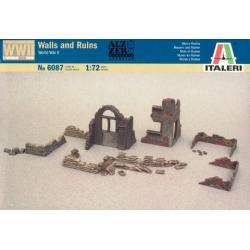Аксессуары Walls and Ruins 1:72 (6087)