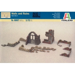 Walls and Ruins WWII (6087)