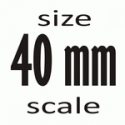 Солдатики 40 мм