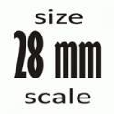 Солдатики 28 мм