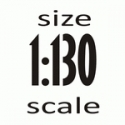Scale 1:130
