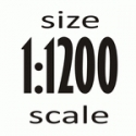 Scale 1:1200