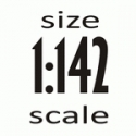 Масштаб 1:142