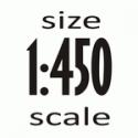 Масштаб 1:450