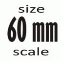 60 мм (Масштаб 1:30)