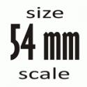54 мм (Масштаб 1:32)
