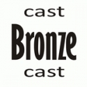 Bronze, brass