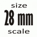 28 mm (1/56)