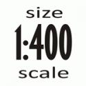 Масштаб 1:400
