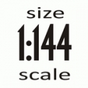 Scale 1:144