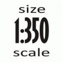 Масштаб 1:350